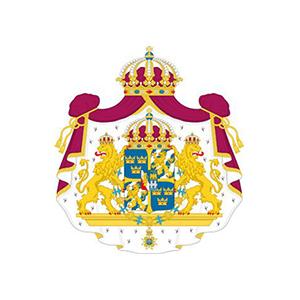 スウェーデン国章