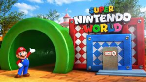 В Осаке к Олимпиаде откроют парк Super Nintendo World