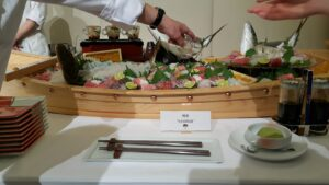 Japan is a treasury of ideas, technology, quality products and great food!