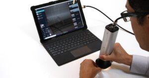 ロボットの「手」に人間並みの触覚能力を与えるGelSightセンサー